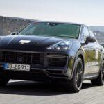 Новая топ модель Porsche Cayenne