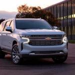 Chevrolet Suburban и Tahoe2022 готовится к рестайлингу