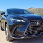 В Lexus NX 2022 будет больше роскоши и технологий
